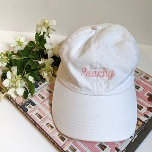 J. Galt Brandy Melville Peachy Dad Baseball Hat